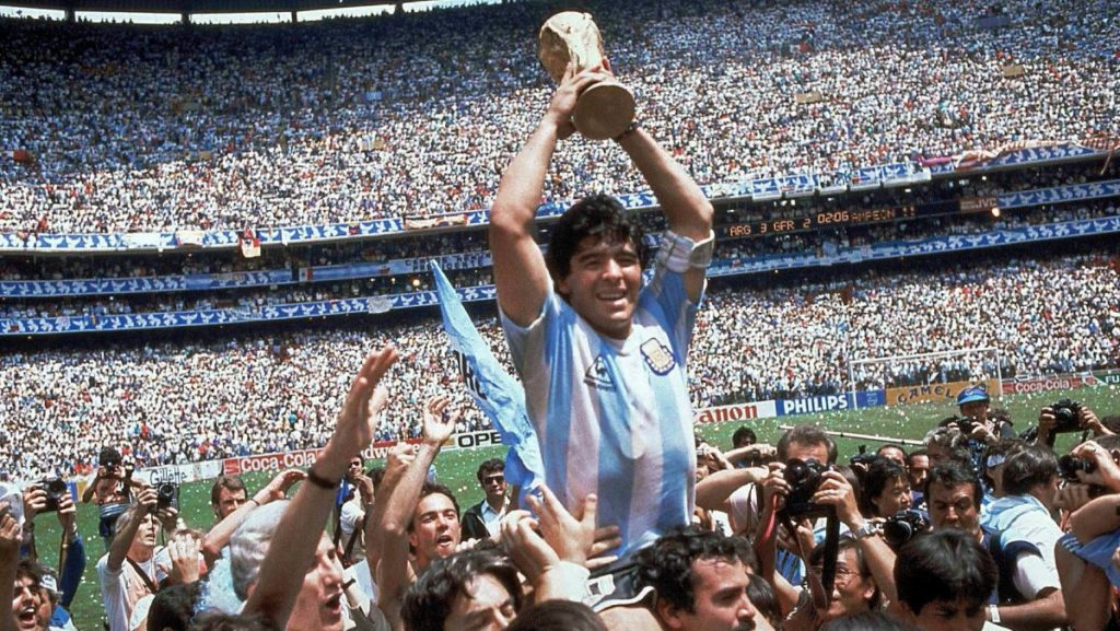 Maradona Psicologia dello Sport