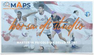 Borsa di Studio Master Psicologia Sport