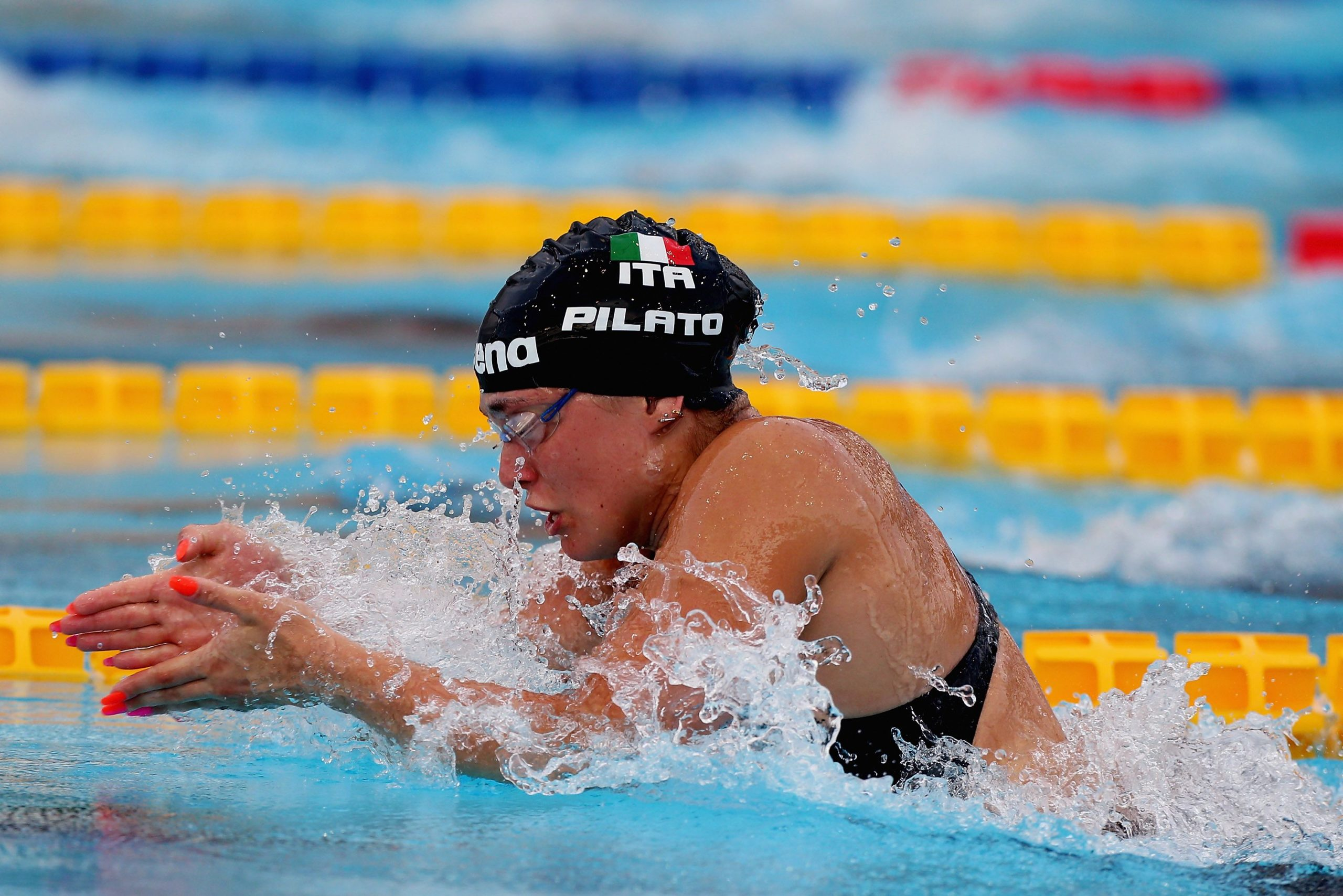 Benedetta Pilato Olimpiadi ansia mental coach